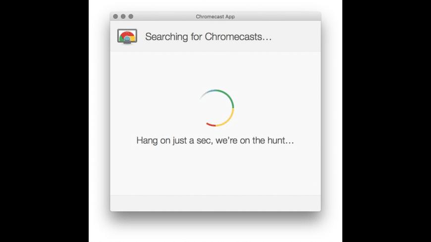 Chromecast Gratis Mac
