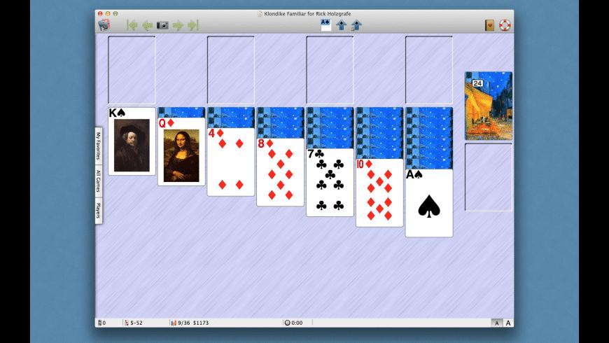 Solitaire Till Dawn for Mac - review, screenshots