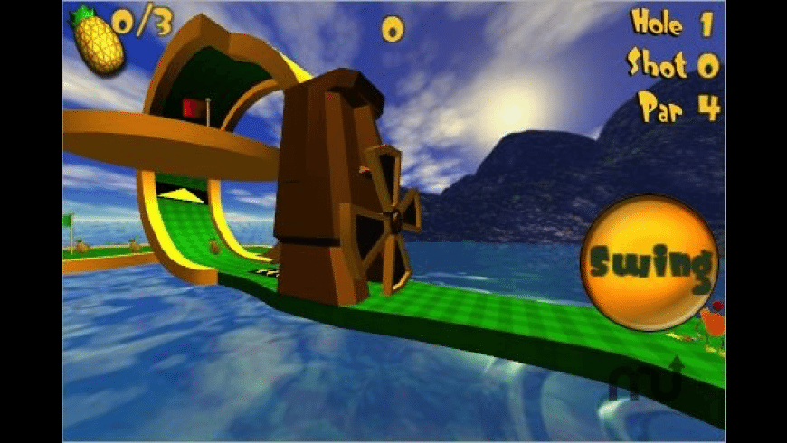 Tiki Golf 3D for Mac - review, screenshots