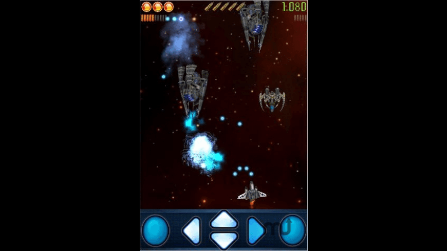 Space Falcon Commander for Mac - review, screenshots