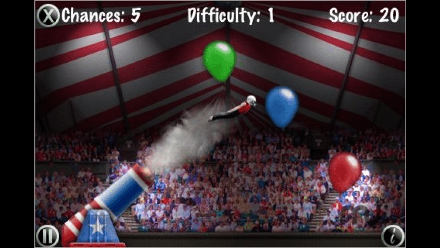 Circus Acts for Mac - review, screenshots