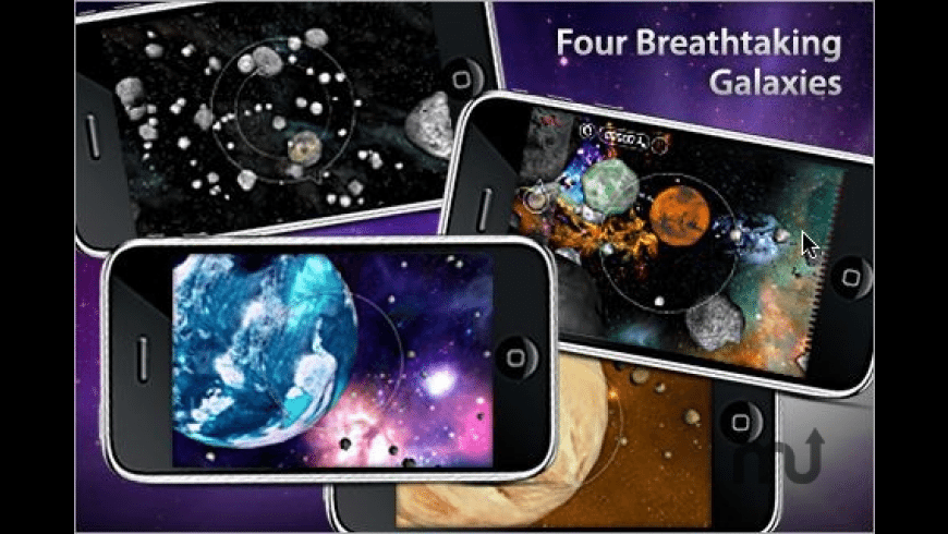 Wings Galaxy: Space Exploration for Mac - review, screenshots