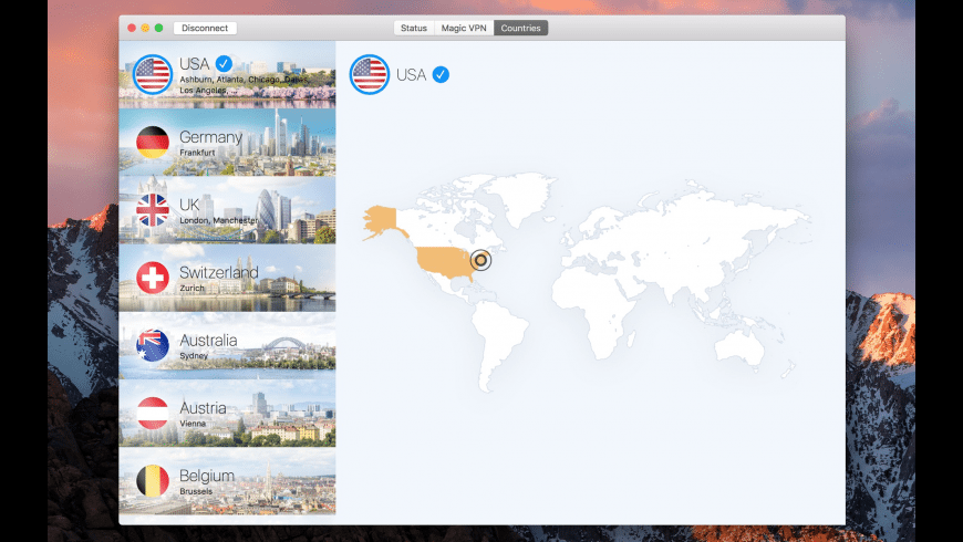 VPN Tracker World Connect for Mac - review, screenshots