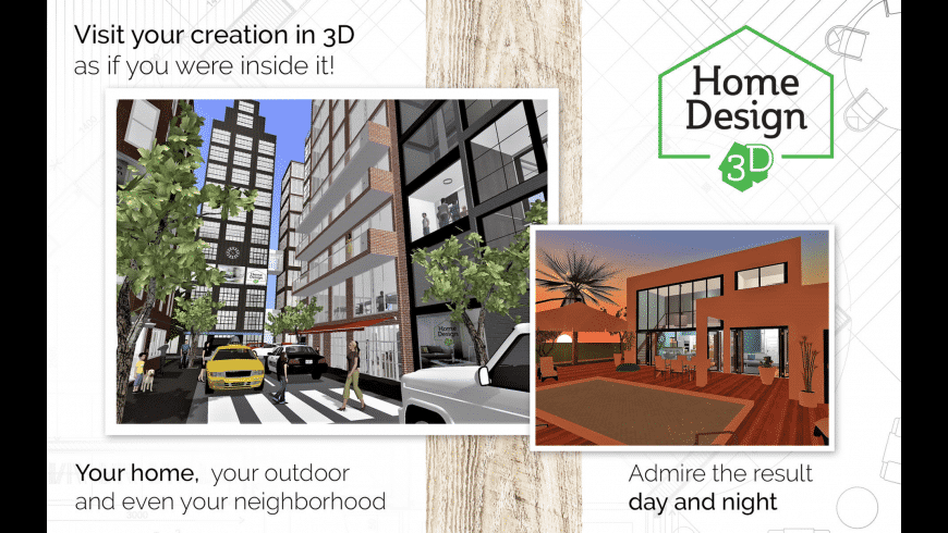 Home Design 3D for Mac - review, screenshots