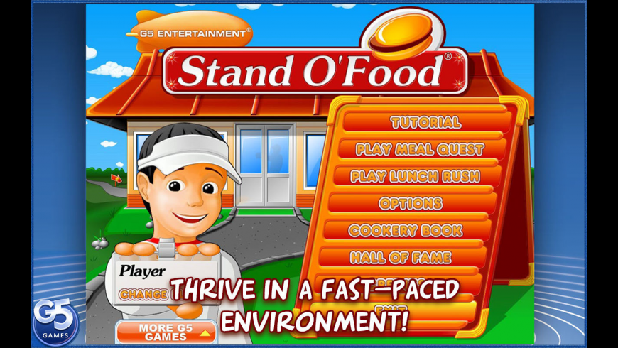 Stand O'Food for Mac - review, screenshots