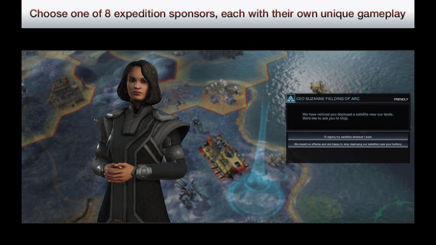 Sid Meier's Civilization: Beyond Earth for Mac - review, screenshots