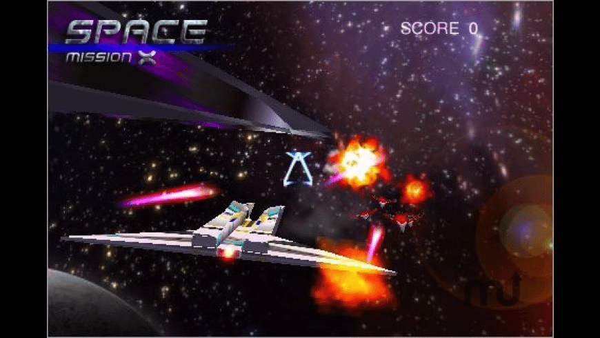 Space Mission X for Mac - review, screenshots