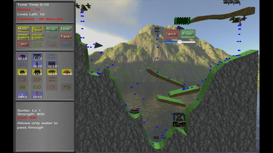 Liquid Defense for Mac - review, screenshots