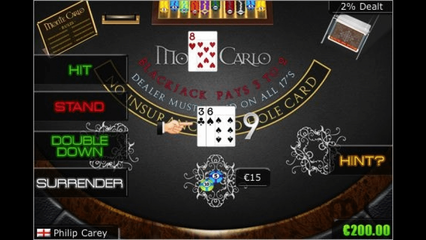 World of Blackjack Pro for Mac - review, screenshots