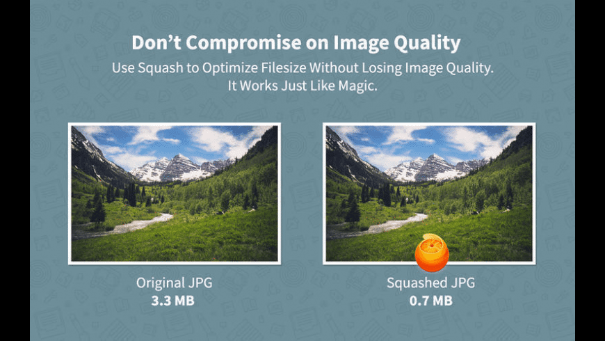 Squash for Mac - review, screenshots