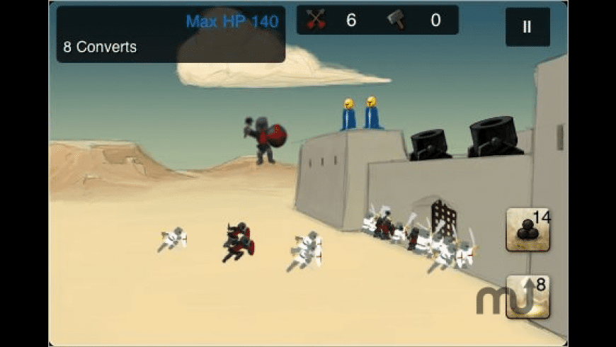 Castle Defense for Mac - review, screenshots