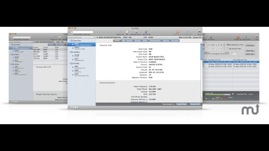 Trip Plan for Mac - review, screenshots