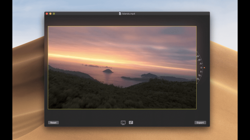 Perfect Horizon for Mac - review, screenshots