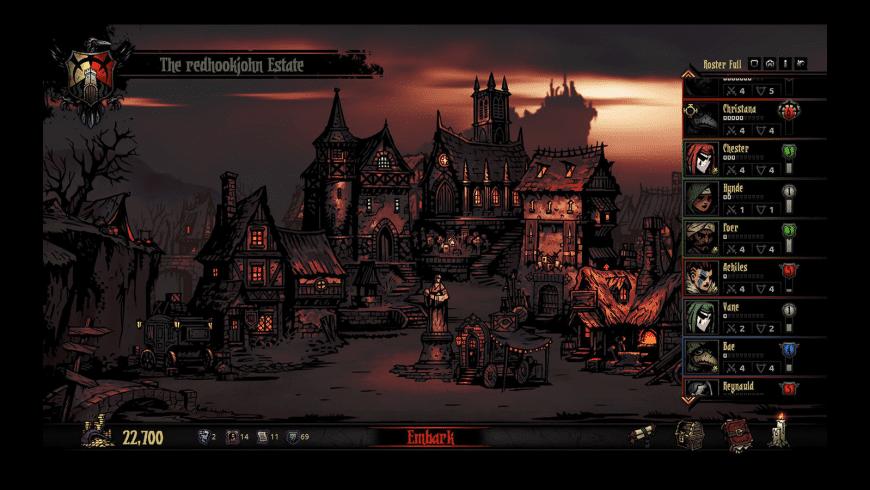 Darkest Dungeon for Mac - review, screenshots