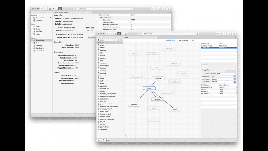Querious for Mac - review, screenshots