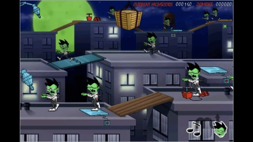 Zombie Assault for Mac - review, screenshots