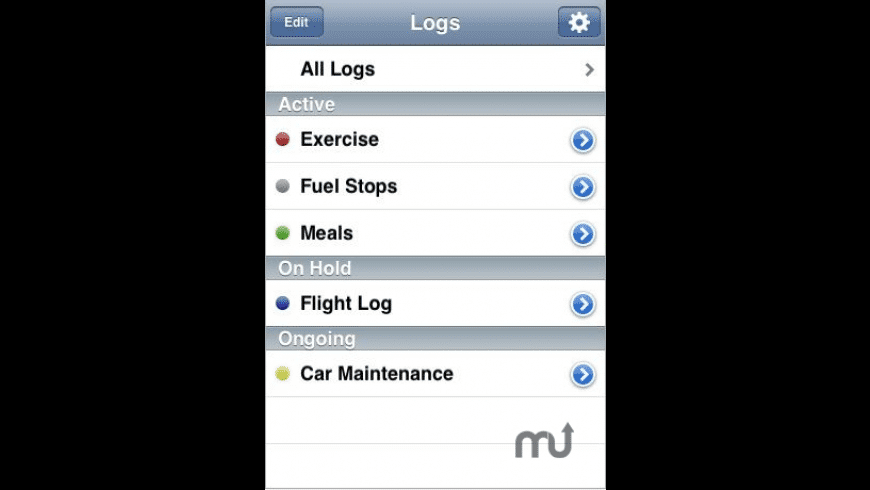 iLogger for Mac - review, screenshots