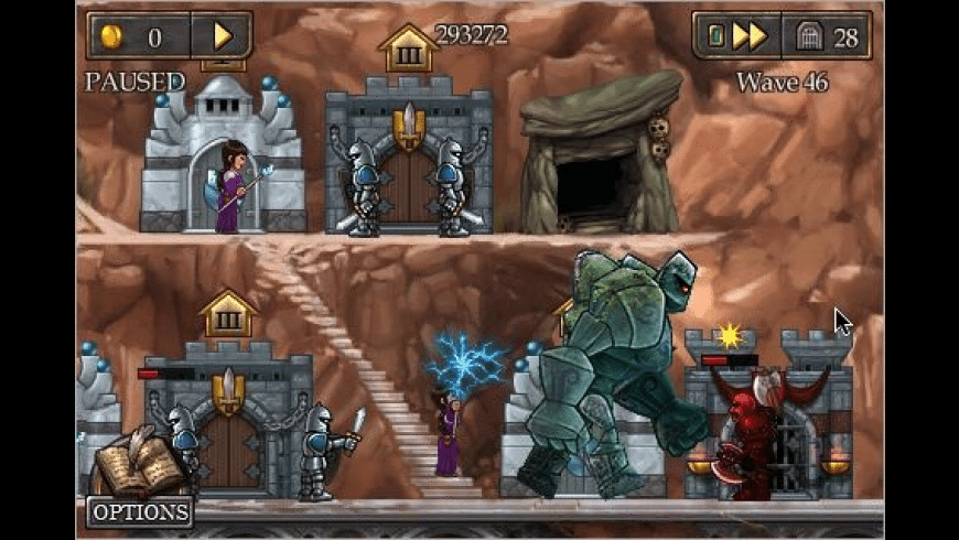 Defender Chronicles for Mac - review, screenshots