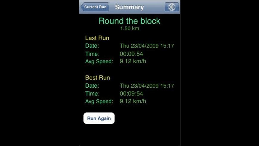 GhostRunner for Mac - review, screenshots