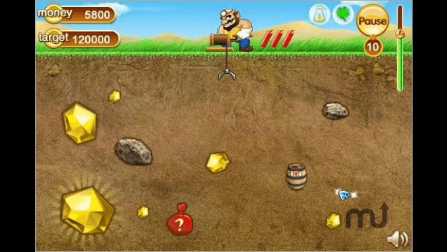 Golden Miner for Mac - review, screenshots
