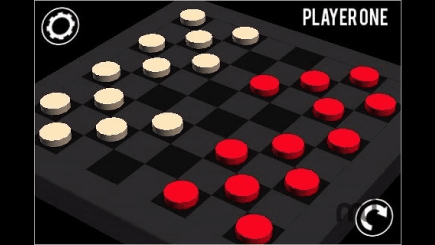 3D Checkers for Mac - review, screenshots