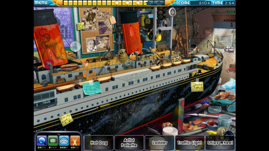 Sunset Studio Love on the High Seas for Mac - review, screenshots