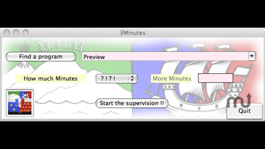 3Minutes for Mac - review, screenshots