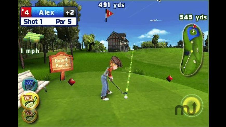 Let\'s Golf! for Mac - review, screenshots
