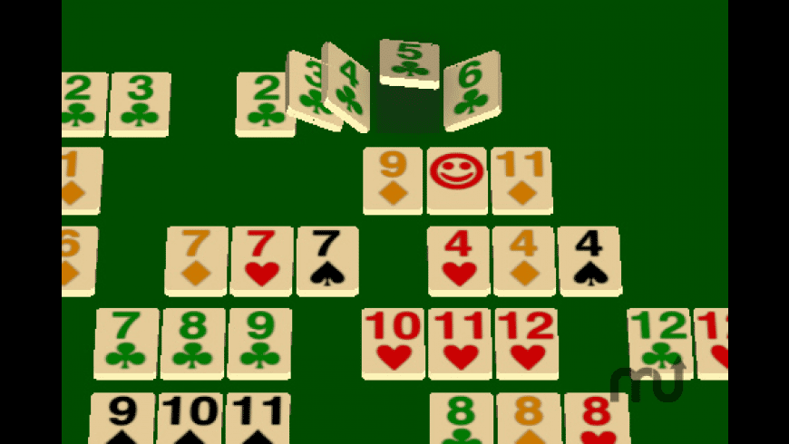 Touch Rummy for Mac - review, screenshots