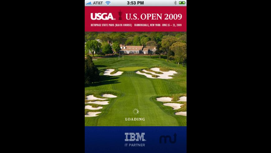U.S. Open Golf Championship for Mac - review, screenshots