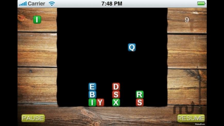 Vocabular for Mac - review, screenshots