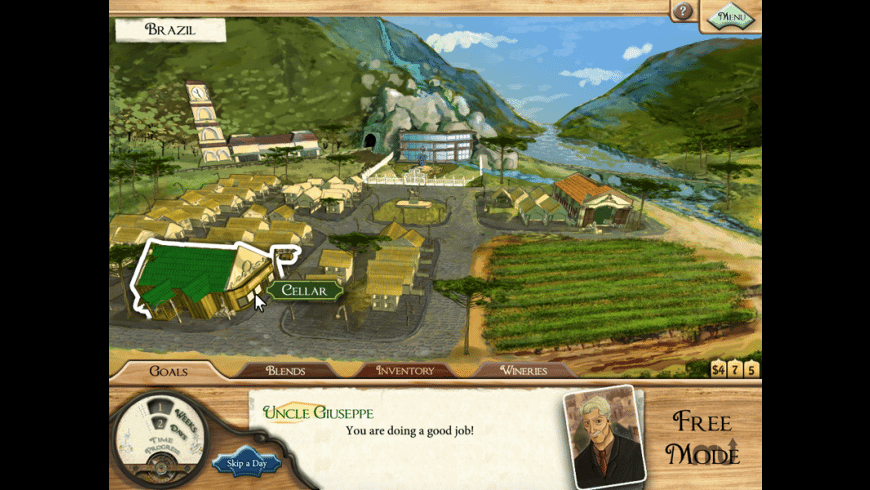 Winemaker Extraordinaire for Mac - review, screenshots