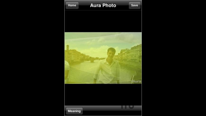 iAura for Mac - review, screenshots