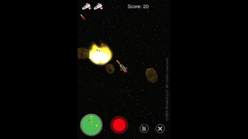 Astroidica for Mac - review, screenshots