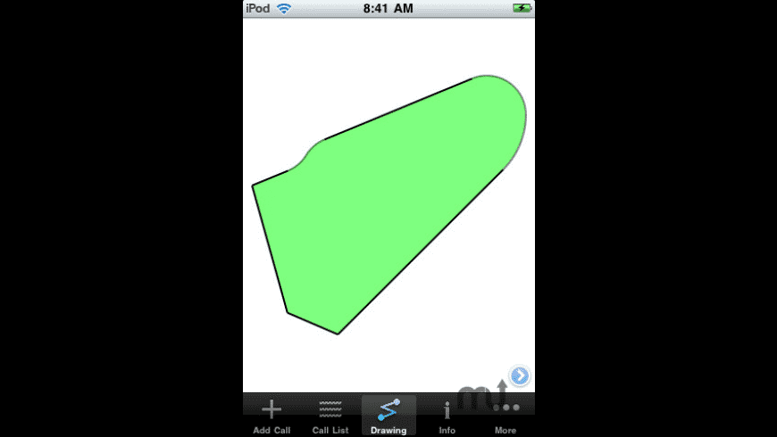 Metes and Bounds iOS Basic for Mac - review, screenshots