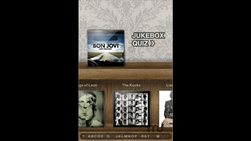 Jukebox for Mac - review, screenshots