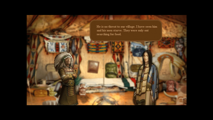 Pocahontas: Princess of the Powhatan for Mac - review, screenshots