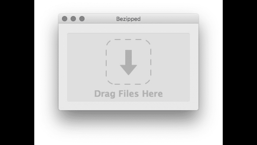 Bezipped for Mac - review, screenshots