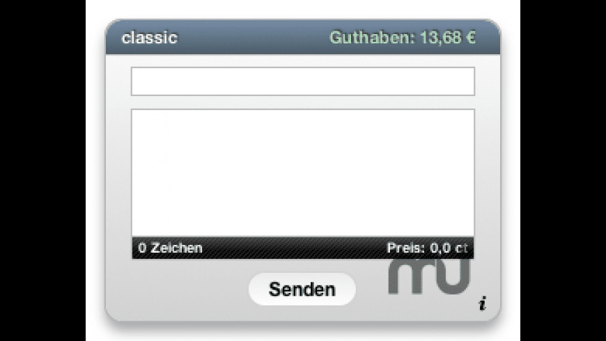 SMSBrick for Mac - review, screenshots