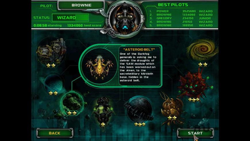 Star Defender 4 for Mac - review, screenshots