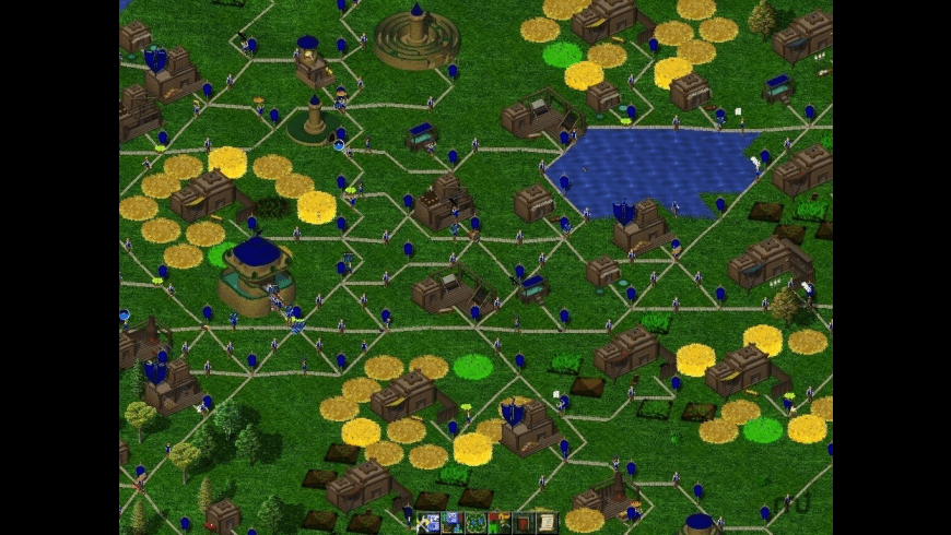 Widelands for Mac - review, screenshots