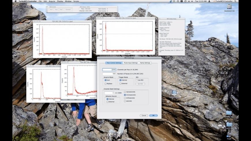 TurboMCS Controller for Mac - review, screenshots