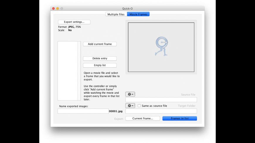 Quick-O for Mac - review, screenshots