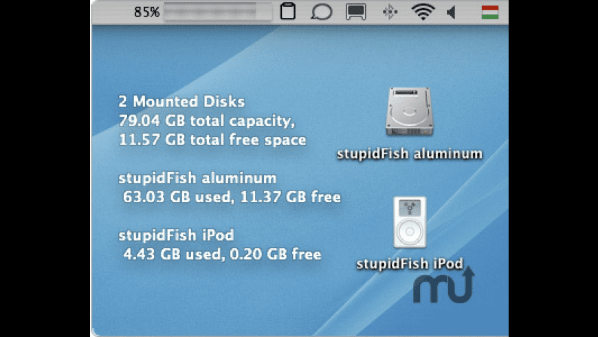 shadowDisk for Mac - review, screenshots
