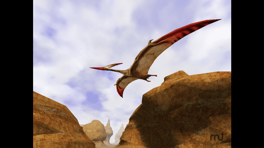 3D Canyon Flight Screensaver for Mac - review, screenshots