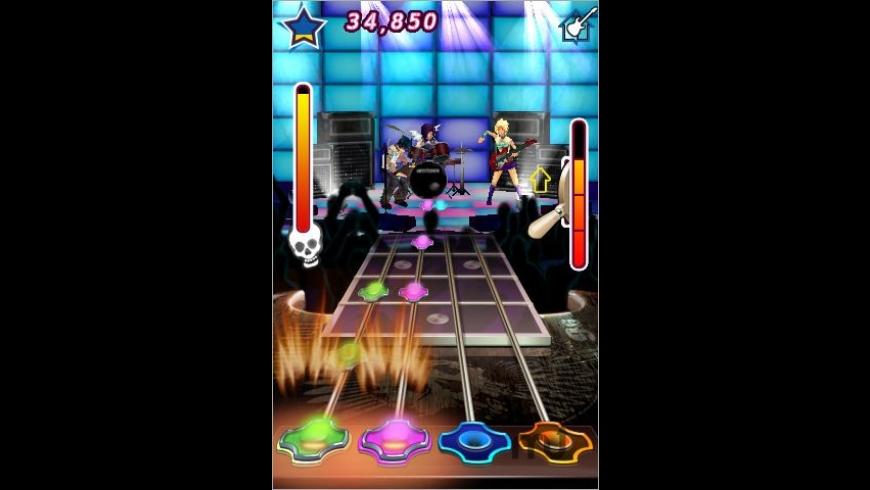 Guitar Rock Tour for Mac - review, screenshots