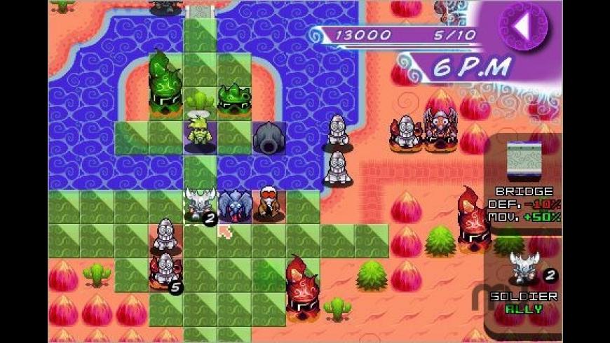 Mecho Wars for Mac - review, screenshots