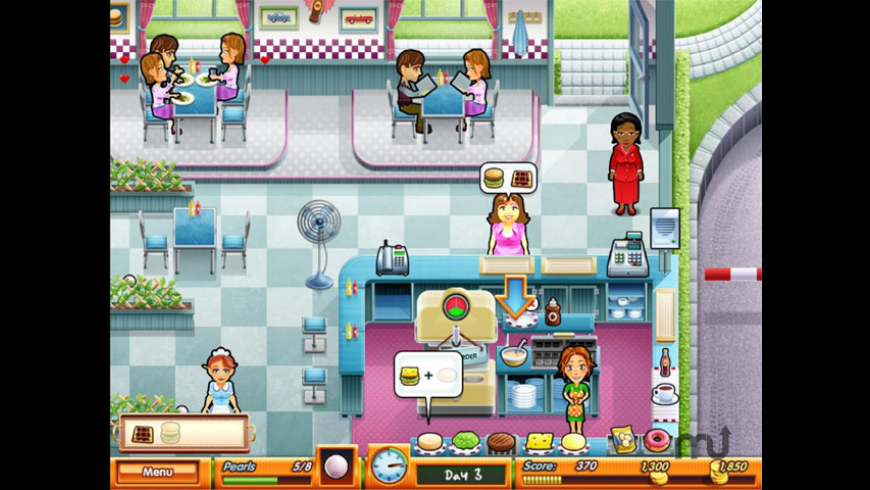 Delicious: Emily\'s Taste of Fame for Mac - review, screenshots