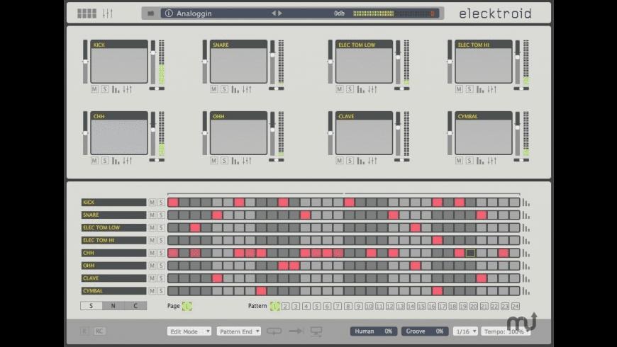 Elecktroid for Mac - review, screenshots