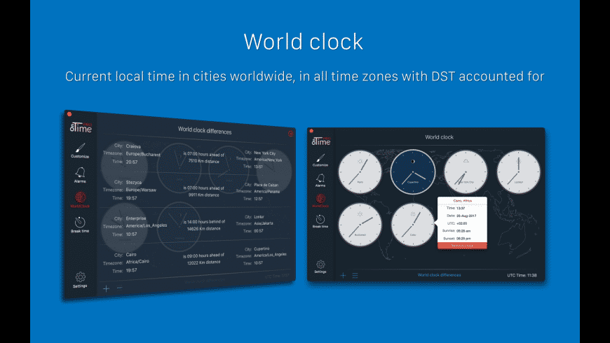 OnTime for Mac - review, screenshots